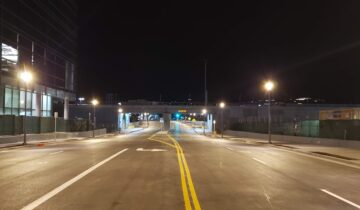 Underpass View